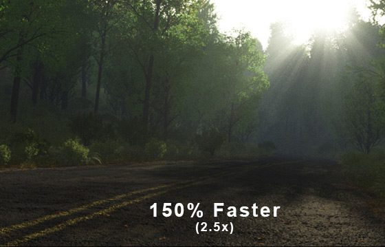 150% Faster