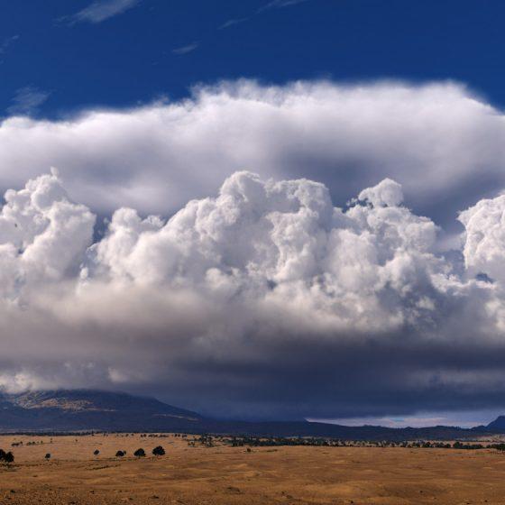 Cumulonimbus by Frank Basinski