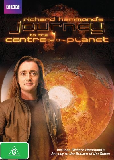 BBC: Journey to the Center of the Planet