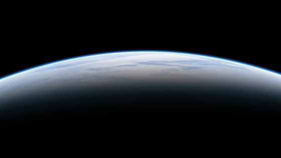Orbital View without Ozone