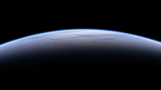 Orbital View with Ozone