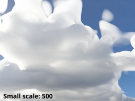 Smallest scale = 500