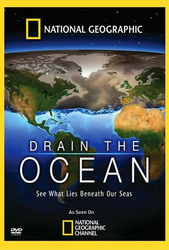 Terragen in National Geographic's Drain the Oceans