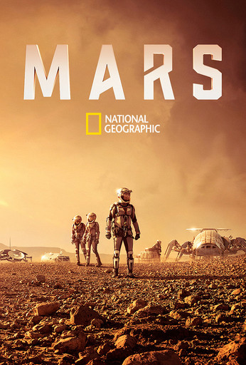 Terragen in National Geographic's Mars