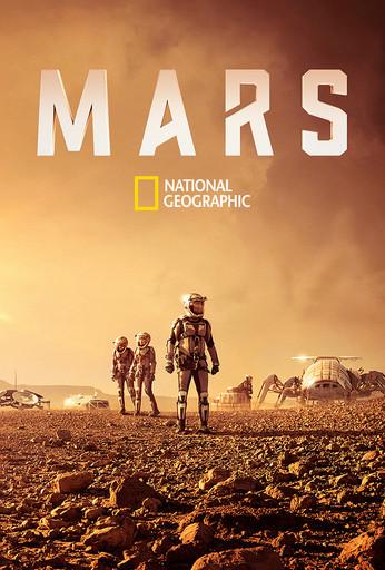 Terragen in National Geographic's Mars