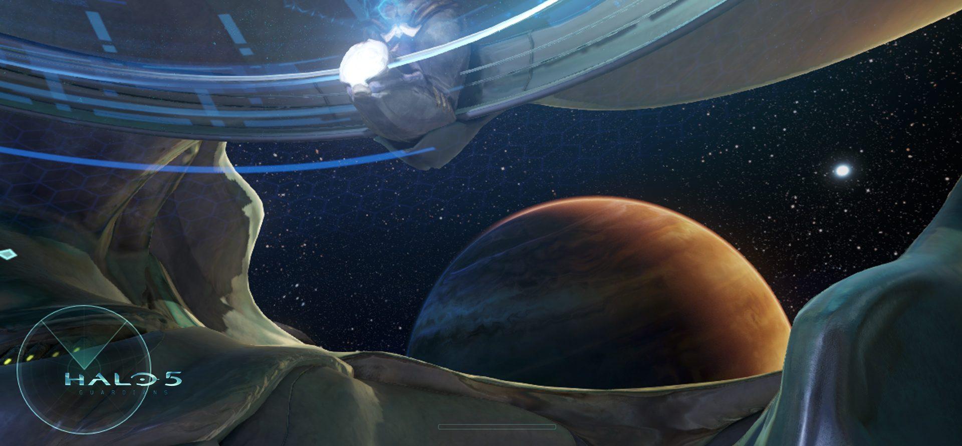 Halo 5 : Guardians – Planetside Software